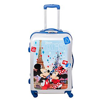 Disneyland Paris Rolling Luggage