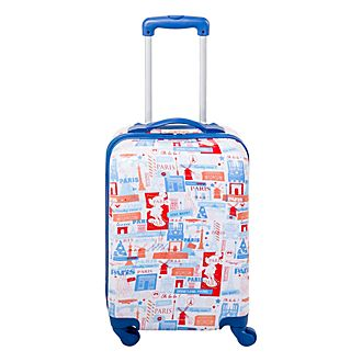 Disneyland Paris Parisian Artwork Carry-On Bag