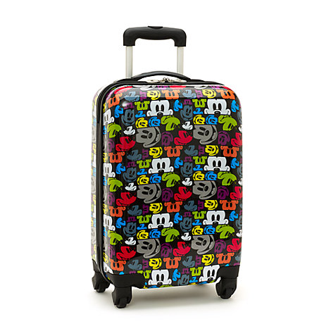 Mickey Mouse Trolley Case