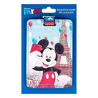 PARIS 7 SUITCASE TAG Q418