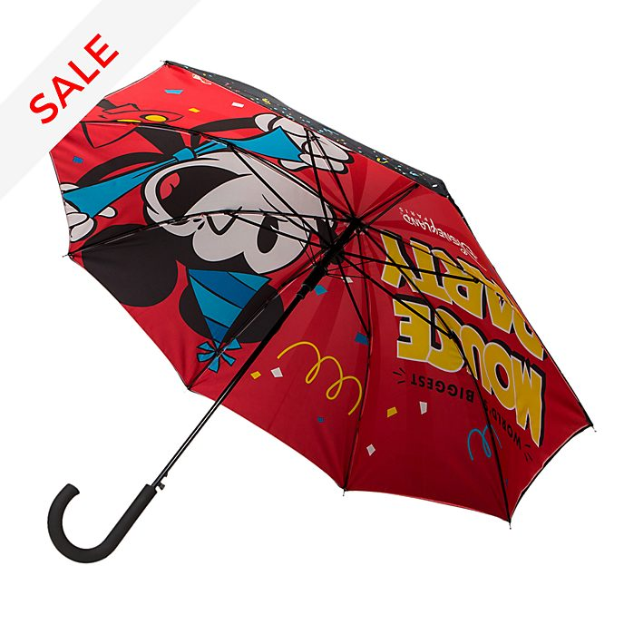 Disneyland Paris Mickey Mouse Umbrella