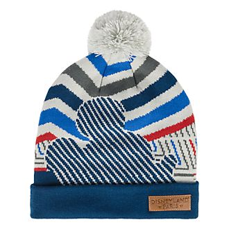Disneyland Paris Striped Hat for Adults