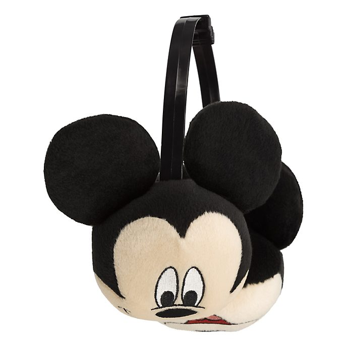Disneyland Paris Mickey and Minnie Mouse Earmuffs