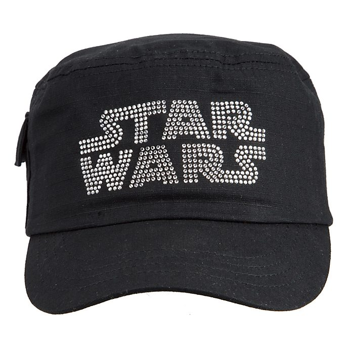 Disneyland Paris Rhinestone Star Wars Cap for Adults