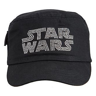 Disneyland Paris Rhinestone Star Wars Cap for Adults