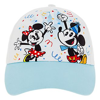 Disneyland Paris Mickey and Minnie Cap For Kids