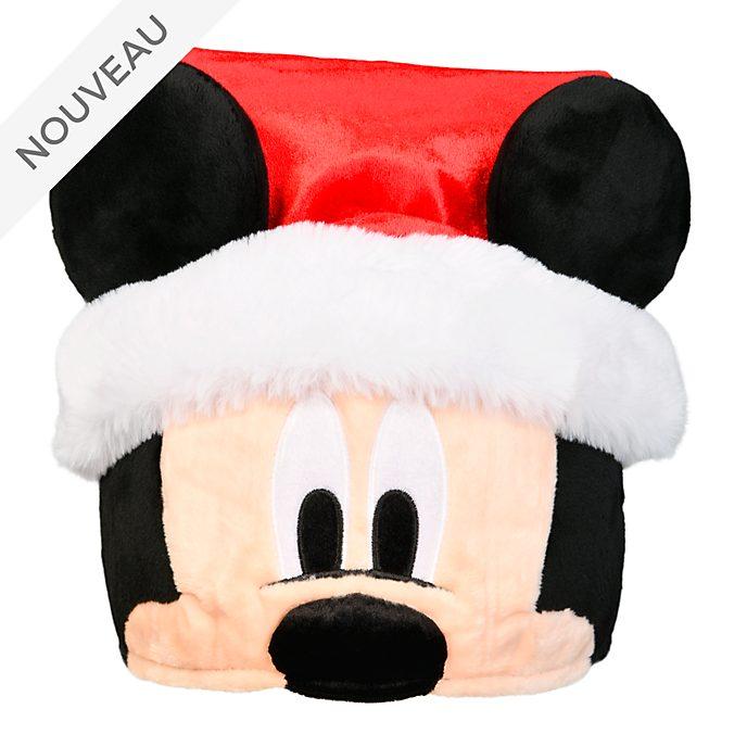 Disneyland Paris Bonnet de père Noël Mickey pour enfants