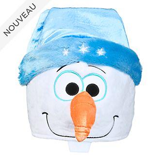 Disneyland Paris Bonnet de père Noël Olaf pour enfants, La Reine des Neiges