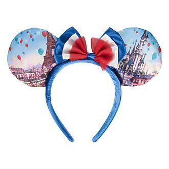 Disneyland Paris Souvenir Ear Headband