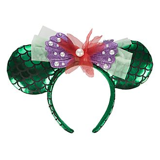 Disneyland Paris Ariel Ear Headband