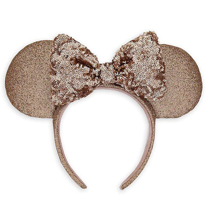 Disneyland Paris Serre-tête Briar Rose à oreilles doré