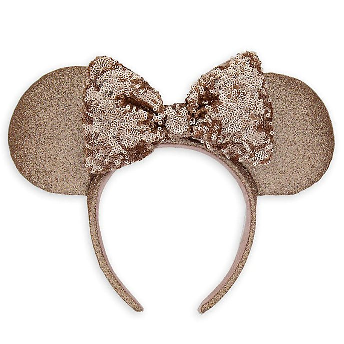 Disneyland Paris Briar Rose Gold Ears Headband