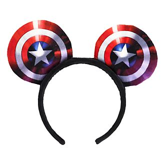 Disneyland Paris Captain America Ear Headband