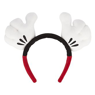 Disneyland Paris Mickey Mouse's Hands Headband