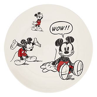 Grande Assiette Disneyland Paris - Collection Mickey BD
