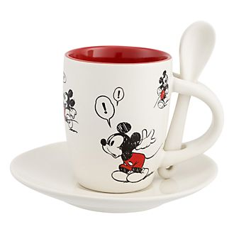 Disneyland Paris Mickey BD coffee Cup