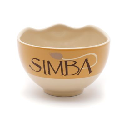 Disneyland Paris Simba Smile Bowl