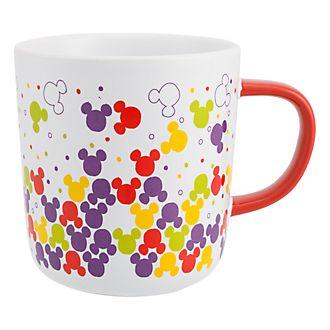 Mug Mickey Color Disneyland Paris