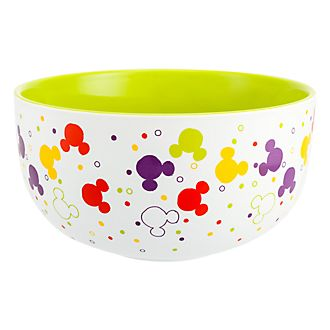 Disneyland Paris Mickey Color Salad Bowl