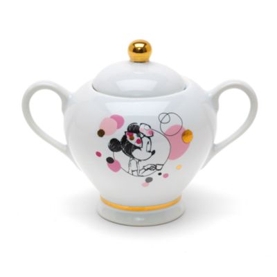 Minnie Mouse Parisienne Sugar Pot, Disneyland Paris