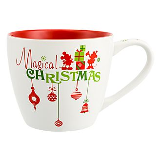 Disneyland Paris Magical Christmas Jumbo Mug