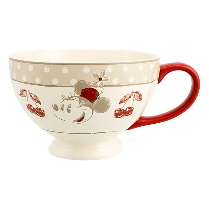 Grand mug Minnie Rouge Disneyland Paris