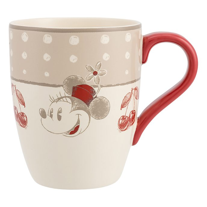 Disneyland Paris Mug Minnie Rouge