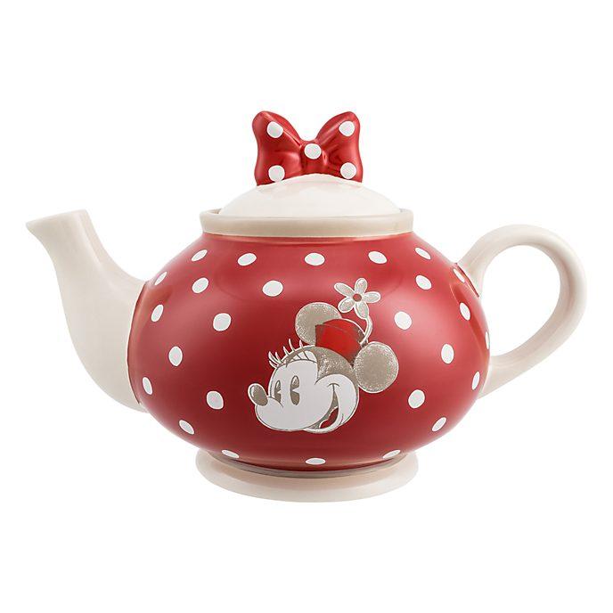 Disneyland Paris Minnie Mouse & Cherries Teapot