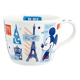 Disneyland Paris Parisian Artwork Giant Mug