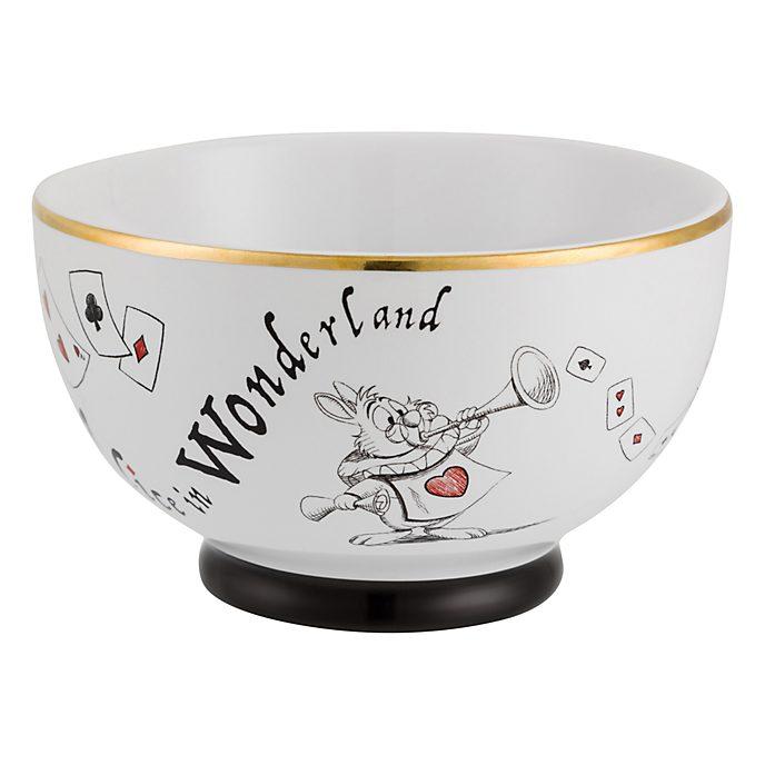 Disneyland Paris Alice in Wonderland Bowl