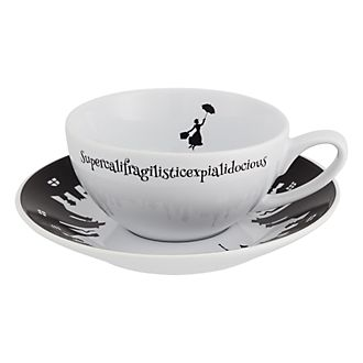 Disneyland Paris Tasse et soucoupe Mary Poppins