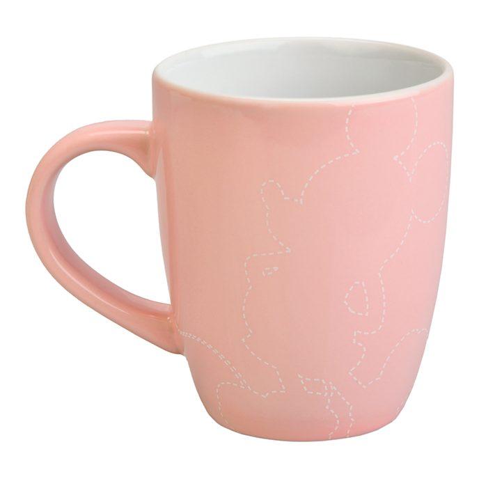 Disneyland Paris Mickey Mouse Pink Mug
