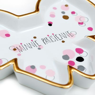 Minnie Mouse Parisienne Snack Dish, Disneyland Paris