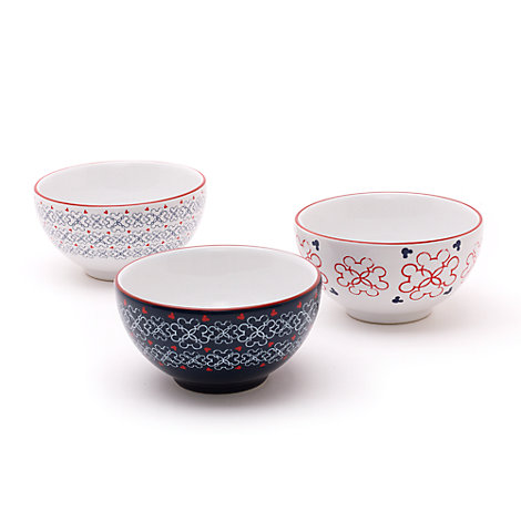 Azul Bowls, Set of 3