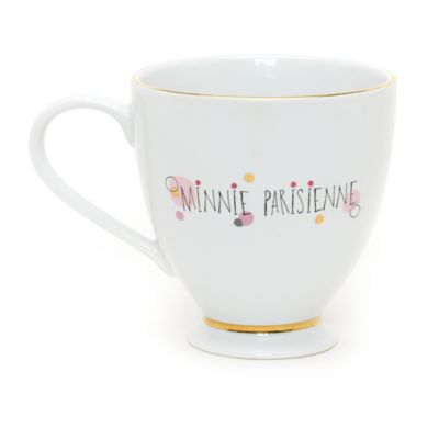 Mug Minnie Mouse Parisienne, Disneyland Paris