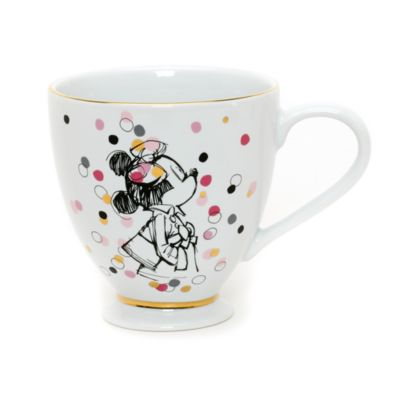 Minnie Mouse Parisienne Mug, Disneyland Paris