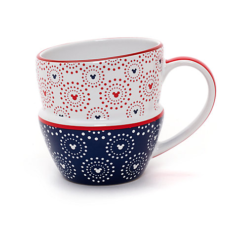 Azul Stacked Mug