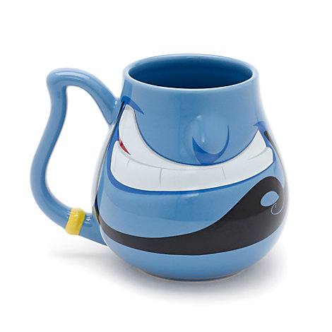 Disneyland Paris Genie Smile Mug