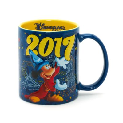 Disneyland Paris 2017 Mug