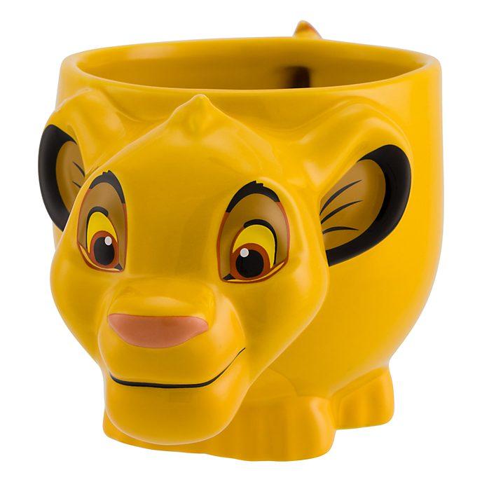 Disneyland Paris Simba Figural Mug