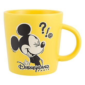 Disneyland Paris Mickey Mouse Pop Mug