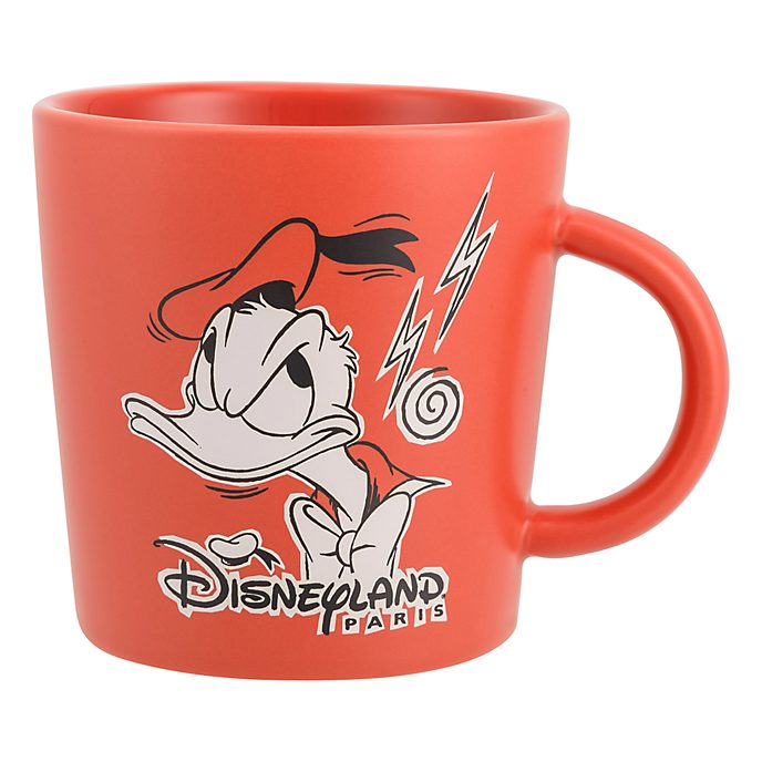 Disneyland Paris Donald Duck Pop Mug