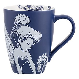 Mug Baroque Fée Clochette Disneyland Paris