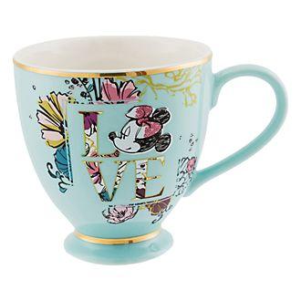 Tasse à thé Minnie Bohème Disneyland Paris
