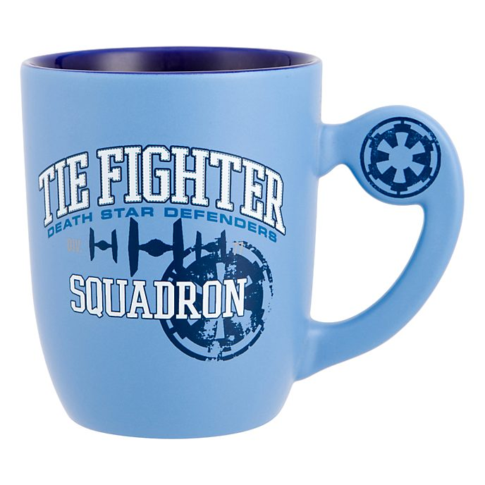 Disneyland Paris Star Wars TIE Fighter Mug