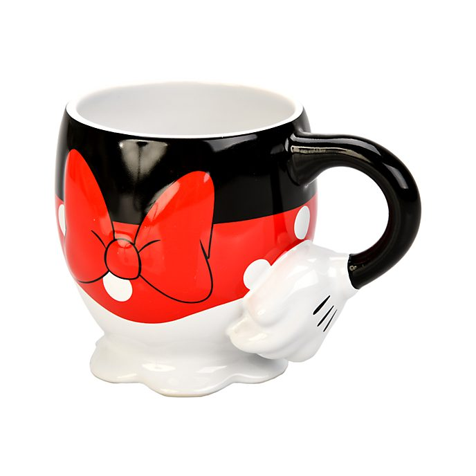 Disneyland Paris Minnie Mouse Large Figural Mug