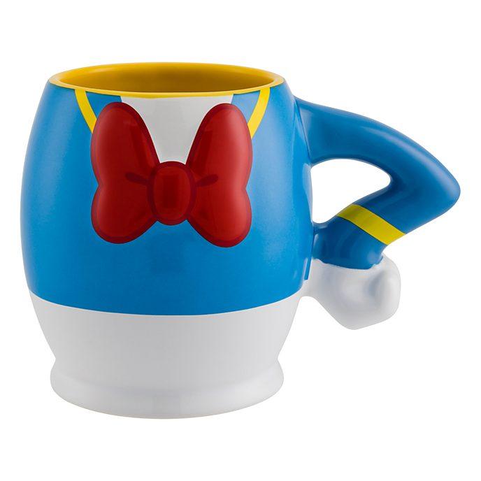 Disneyland Paris Donald Duck Figural Mug