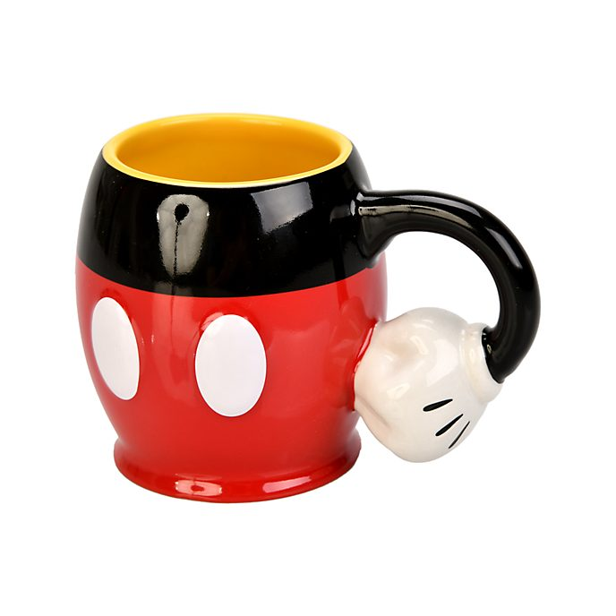 Disneyland Paris Mickey Mouse Small Figural Mug