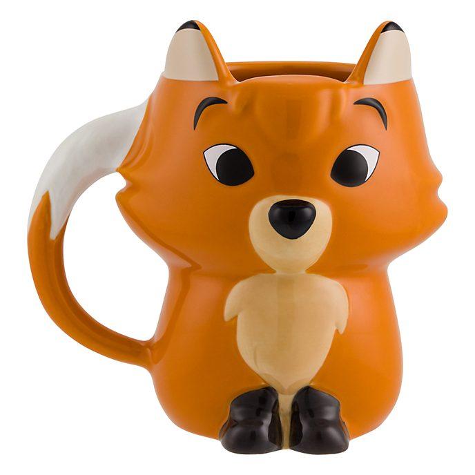 Disneyland Paris Tod Figural Mug, The Fox and the Hound