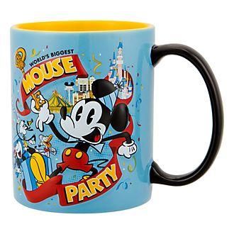 Disneyland Paris Mug Anniversaire Mickey et ses amis